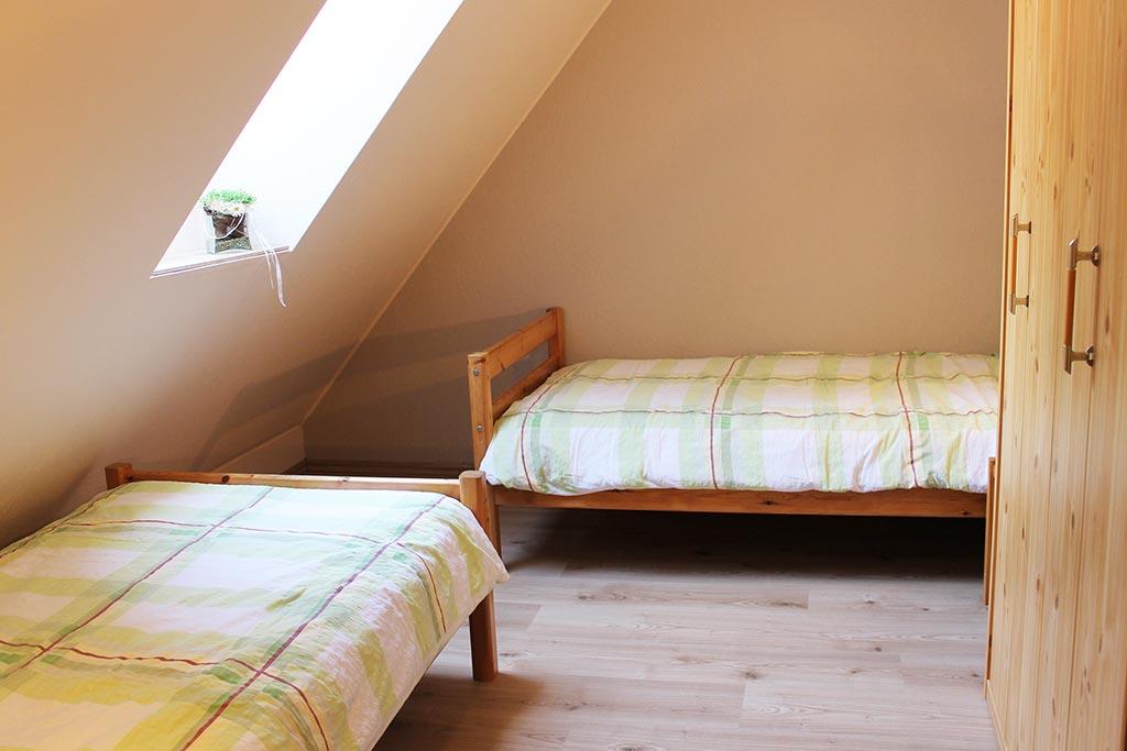 Modernes Kinderzimmer auf dem Gutshof Schulze Althoff